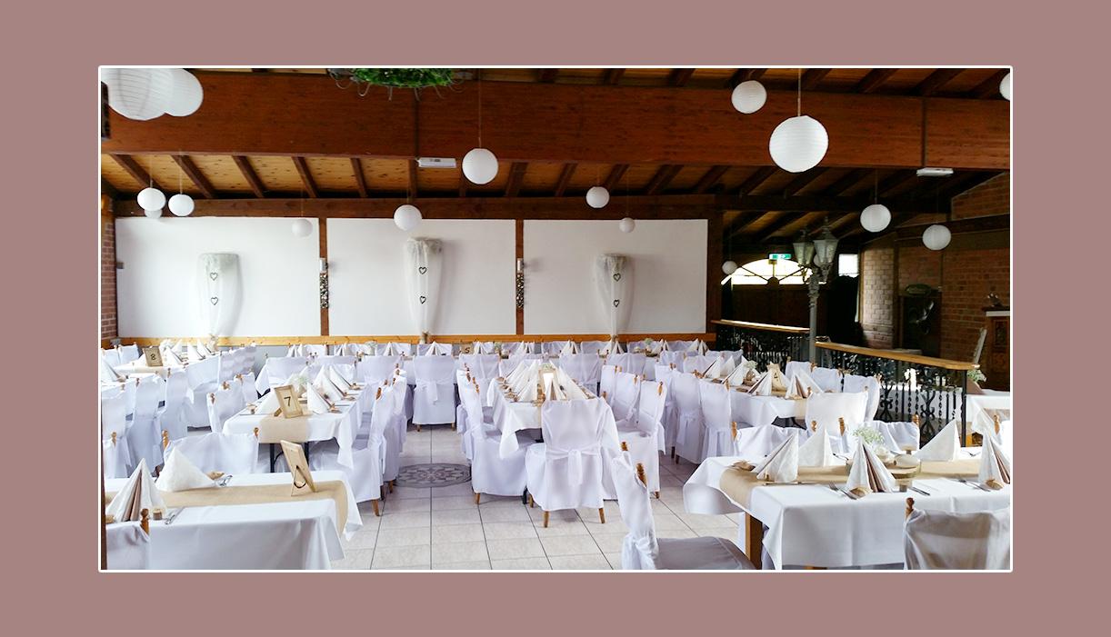 Hochzeitslocation Hotel Restaurant Landhaus Siebe Hattingen Essen Hagen